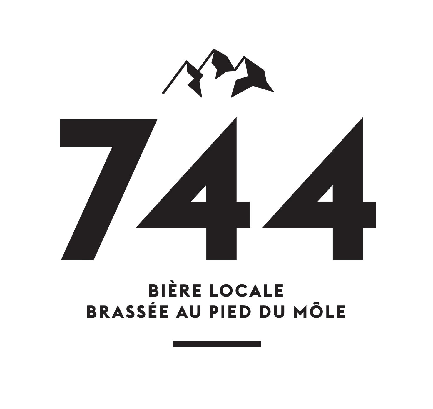 La Brasserie 744 – Bière bio brassée au pied du Môle